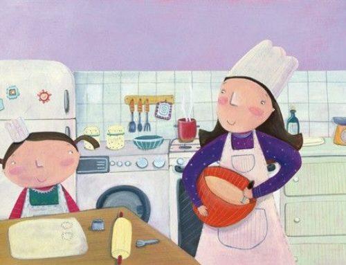 آشپزی با کودکان؛ روز جهانی شیرینی پای
