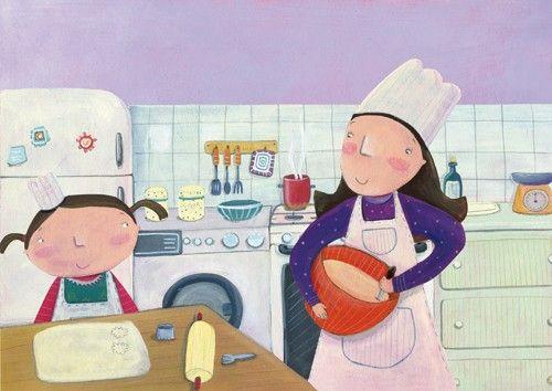 آشپزی-با-کودکان-روز-جهانی-شیرینی-پای
