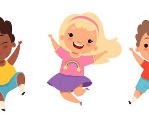 5 راه داشتن کودکی شاد و خوشحال