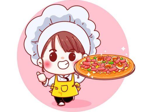 آشپزی با کودکان( روز جهانی پیتزا )