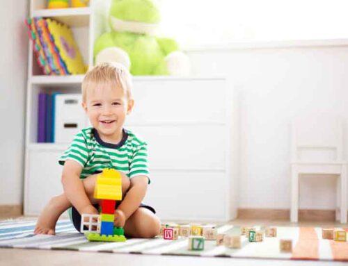 سرگرمی برای کودکان ۳ تا ۵ سال در خانه